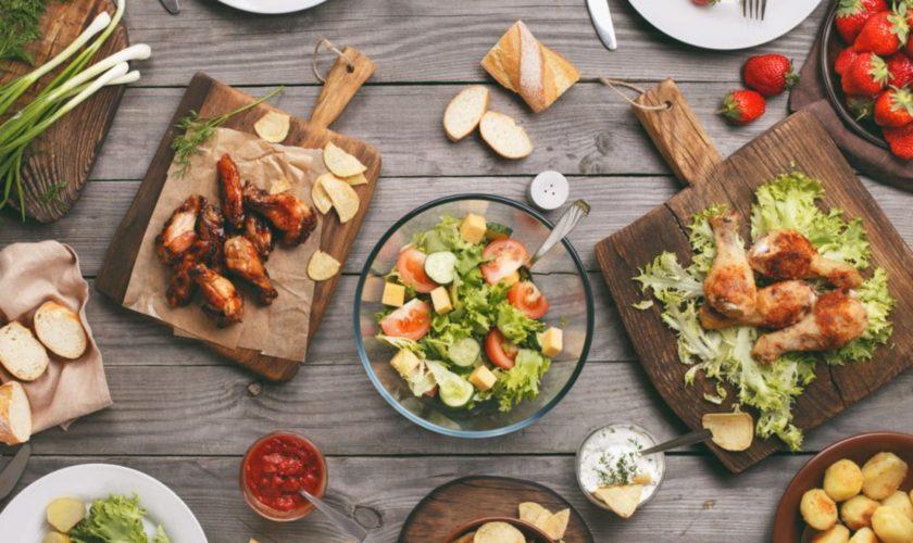 I 10 alimenti che fanno meno ingrassare