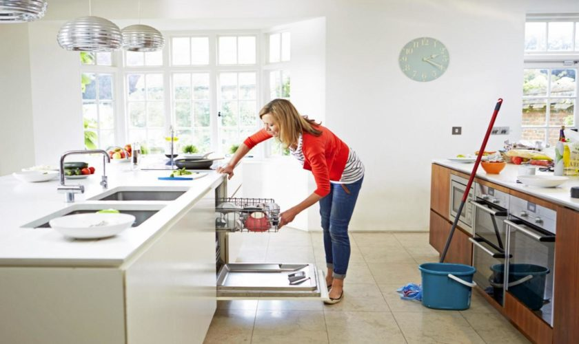 Pulisci la tua casa in tempo record!