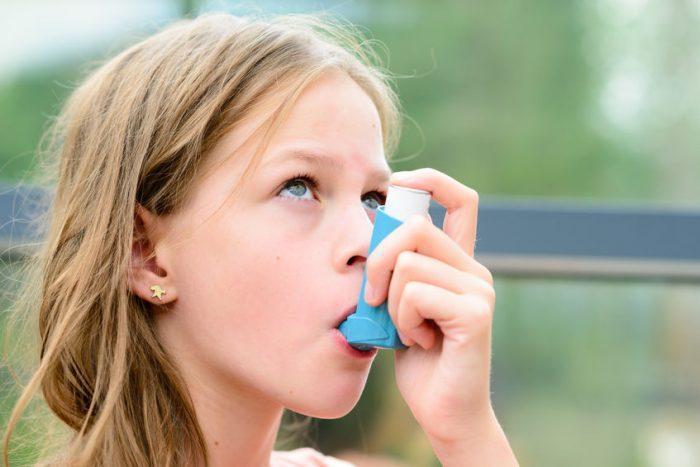 Perché compare l'asma infantile?