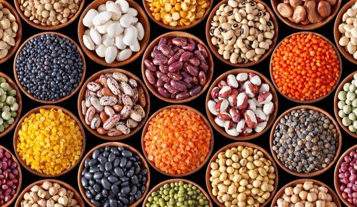 La salute in un cucchiaio di legumi