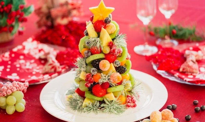 Come rispettare la dieta durante le festività natalizie