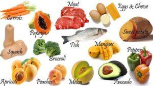Cibi che contengono le vitamine del gruppo B